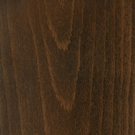 Stained Walnut