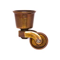 antique_brass_castor
